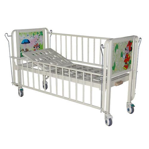 医院病床 / 手动 / 高度固定 / 滑轮