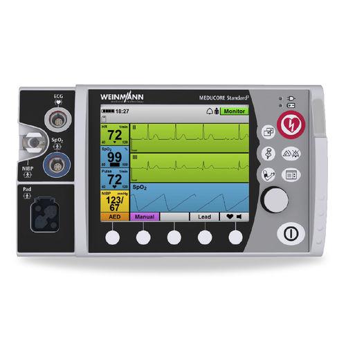 半自动体外除颤器 / 带多参数监护仪
