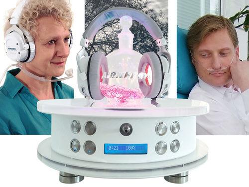 呼吸活力疗法设备 / 台式 / 支气管炎 / problèmes dermatologiques