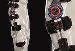 肘关节矫形器 / 防止肘部超伸 / 铰接式 / 带有把手