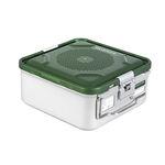 器械消毒盒 / 带过滤器 / 铝 / 阳极氧化铝