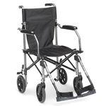 户外患者转运椅 / 室内 / 滑轮 / 折叠