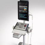 便携式推车B超机 / 用于泌尿科超声检查 / 黑白 / 彩色多普勒