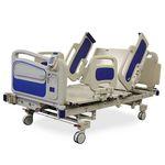医院病床 / 电动 / 高度可调节 / 带轮子闭锁系统