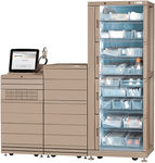 de médicaments自动分配系统 / 药房 / 滑轮 / 带计算机