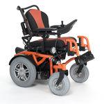 电动轮椅 / 户外 / 室内 / 倾斜