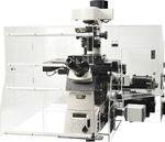 实验室显微镜 / 数字 / SIM