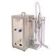 半自动灌装机 / 活塞 / 容积式 / 台面式