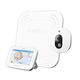 视频婴儿监视器 / 声控 / 无线网络型 / 移动
