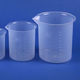聚丙烯烧杯 / 实验室 / 分度