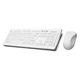 USB键盘 / 无线型 / 硅胶 / 卫生