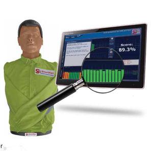 心肺复苏CPR医学教学模型 / 躯干 / 数字实时反馈