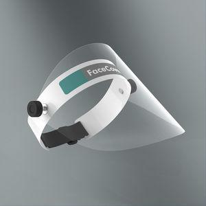 聚乙烯防护面罩
