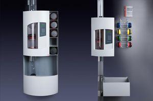 气动管道输送系统 / 医院用 / 自动