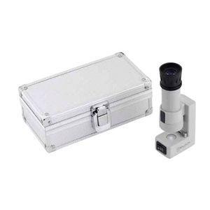 实验室显微镜 / 数字 / 紧凑型 / 单目