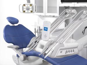 椅侧牙科器械放置架