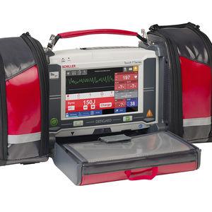 半自动体外除颤器 / 手动 / 无线网络型 / 带多参数监护仪