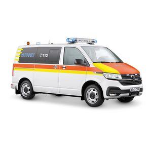 厢式救护车
