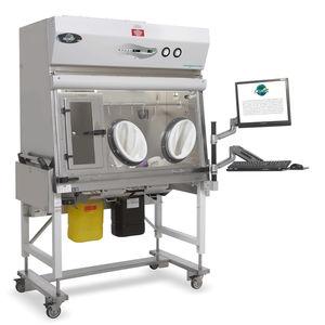 ISO 5级隔离器 / 用于抗癌物质 / 无菌 / 落地
