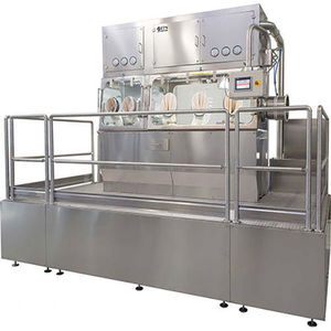 分配隔离器 / III 级 / 用于制药业 / 落地式