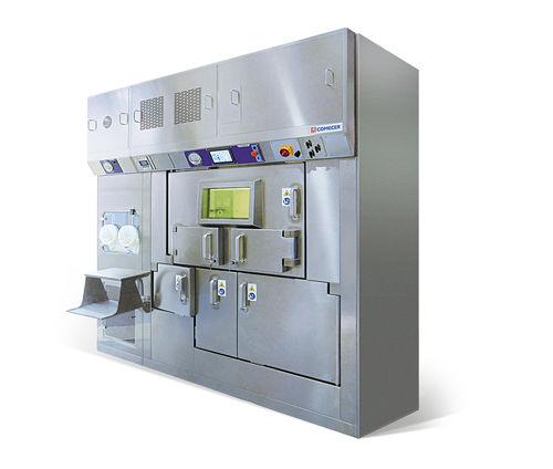 层流式隔离器 / III 级 / 填充 / 用于分配