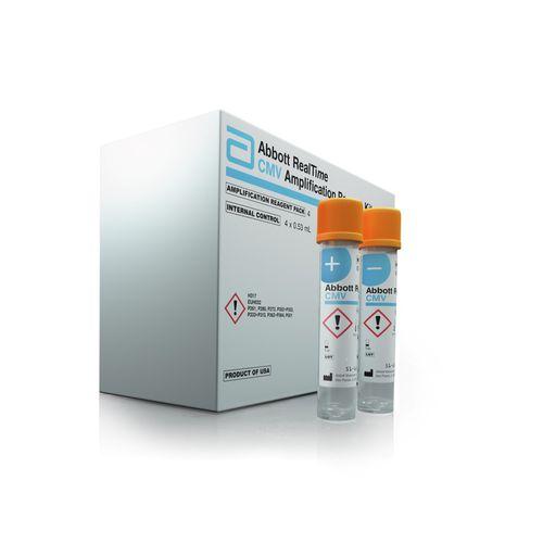 DNA鉴定快速诊断套装 / CMV / 等离子 / 血液总量