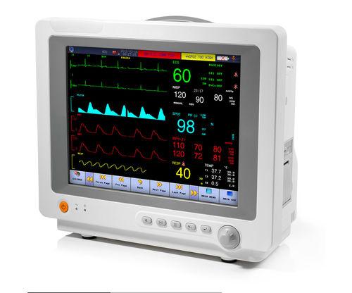 ECG多参数监护仪 / RESP / TEMP / CO2