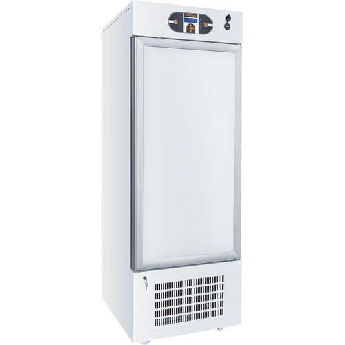 实验室冷冻柜 / 用于血浆 / 橱柜式 / 带滑轮