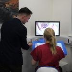 培训模拟器 / 牙科 / 教室 / 密着性