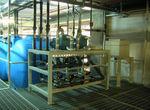 放射性废物垃圾处理系统