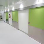 滑动式门 / 用于医疗机构