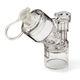振动筛孔雾化器 / 儿科 / 手持式 / 带面具