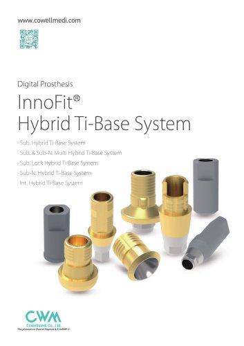 Digital Prosthesis (InnoFit)