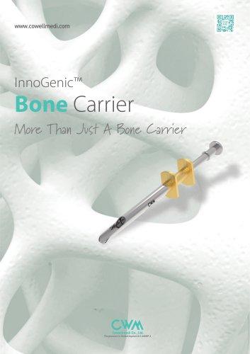 InnoGenic™ Bone Carrier