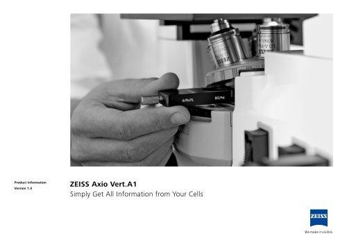 ZEISS Axio Vert.A1