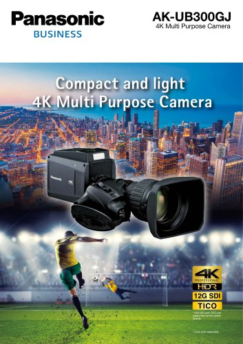 AK-UB300GJ 4K Multi Purpose Camera