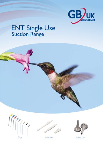 ENT Single Use