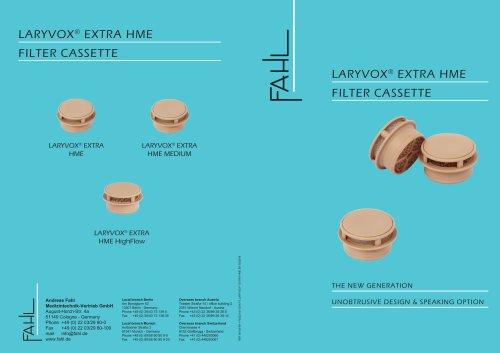 LARYVOX® EXTRA HME