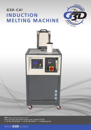 Melting Machine