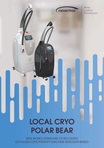 Brochure of Local Cryo