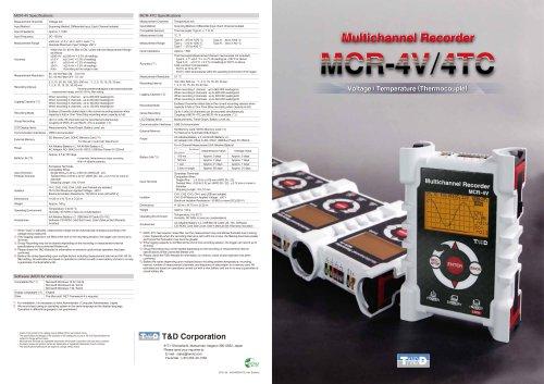 Catalog mcr