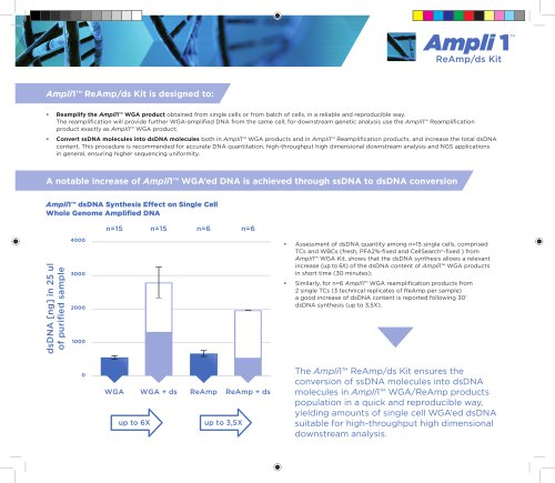 Ampli1™ ReAmp/ds Kit