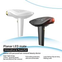 World's First LED Personal Hair Removal Beauty Device