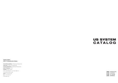 US Implant System
