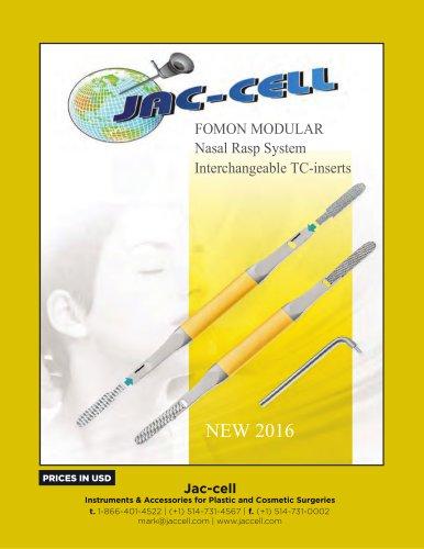 Nasal Rasp System