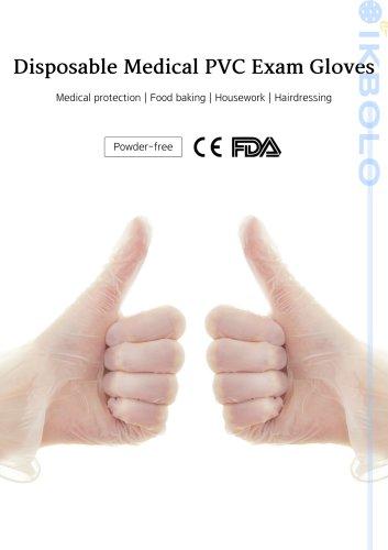 PVC Exam Gloves