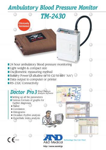 Ambulatory Blood Pressure Monitor TM-2430
