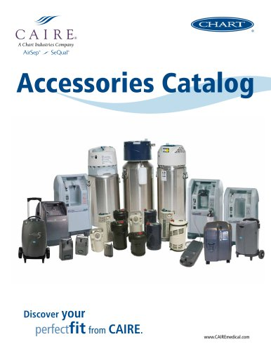 Accessory Catalog - CAIRE