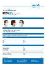 Face mask Civil Use 29146