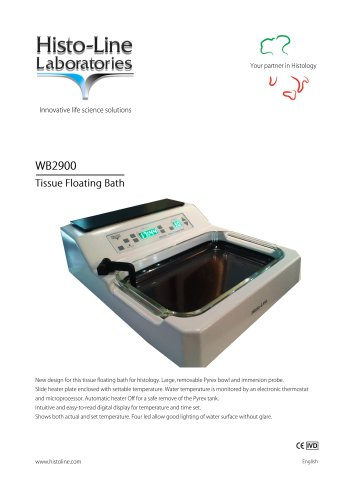 WB 2900 Tissue Floating Bath